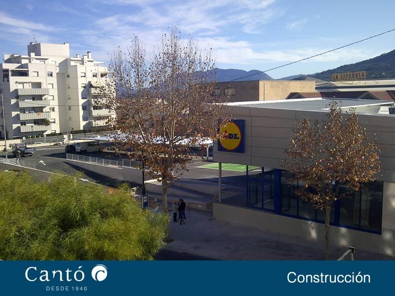 CONSTRUCCIÓN DE NAVES INDUSTRIALES DE MANO DE CANTÓ OBRAS