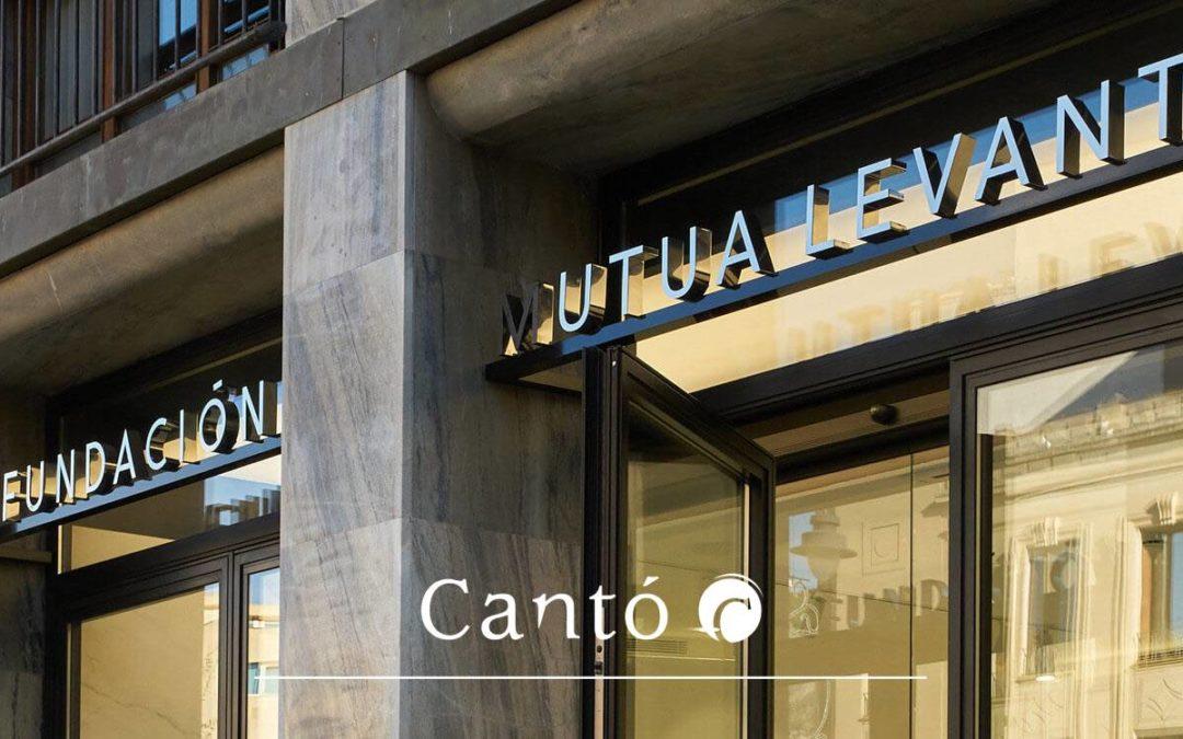 Reforma integral de local comercial Fundación Mutua de Levante