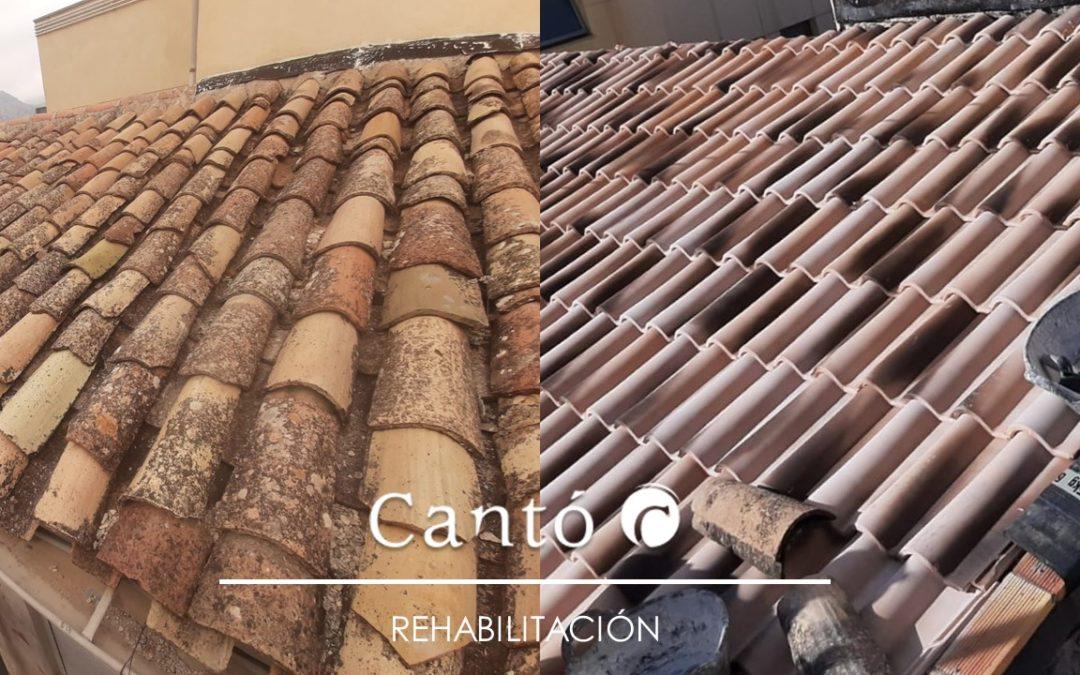Obras de rehabilitación IEE edificio en Cura Navarro 18