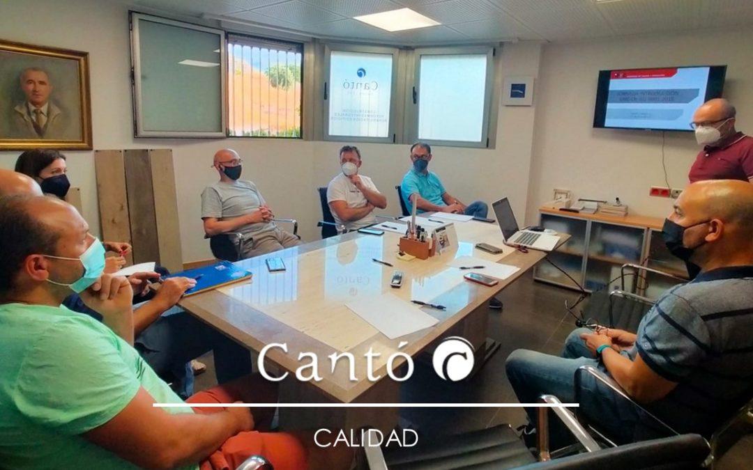 Implantamos las Normas ISO en Grupo Cantó